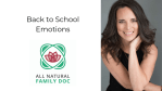 Back to School Emotions