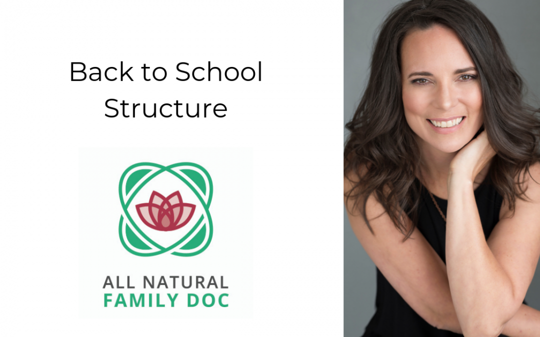 Back to School Structure