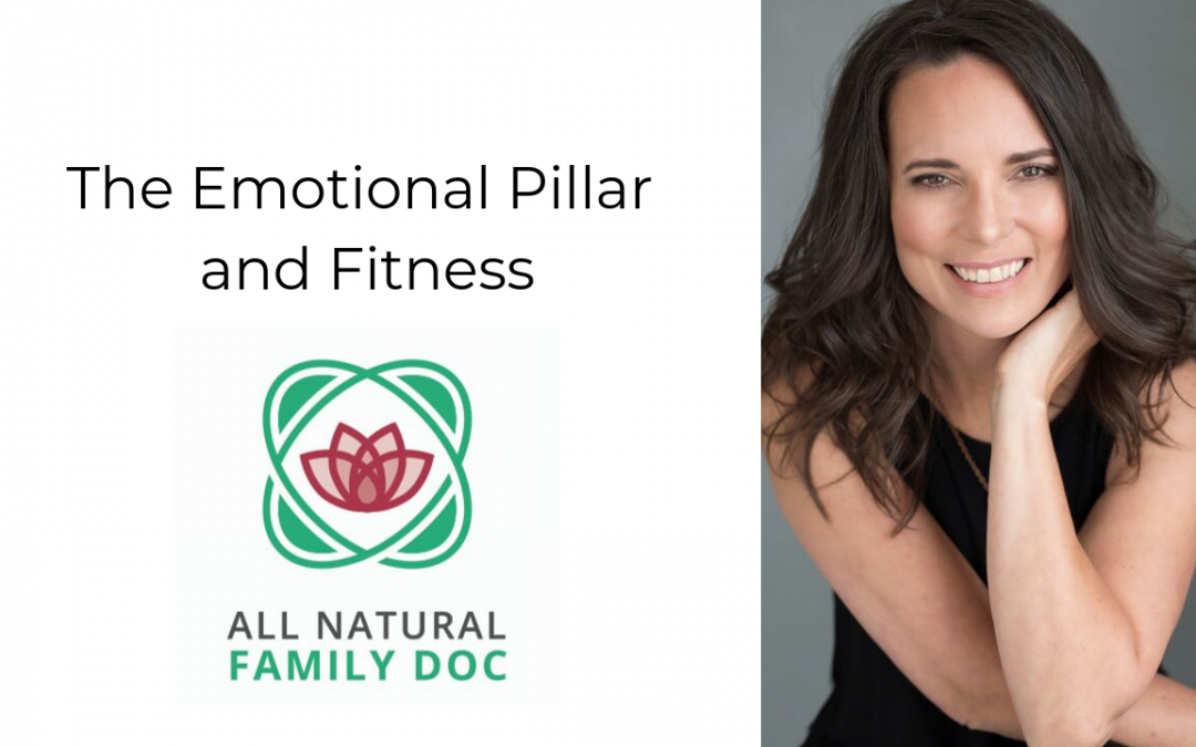 Our Emotion Pillar and Fitness