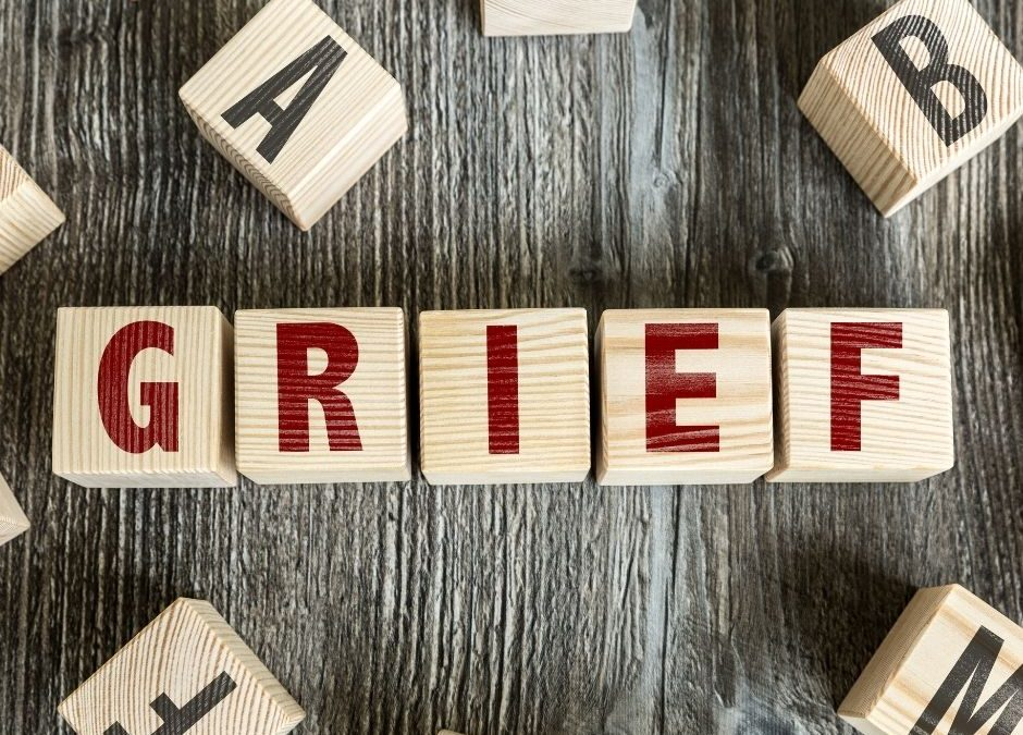 How to use my four pillars to heal from grief