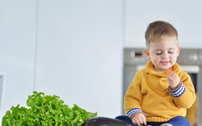 Tame toddler tantrums with these 6 clean food swaps!