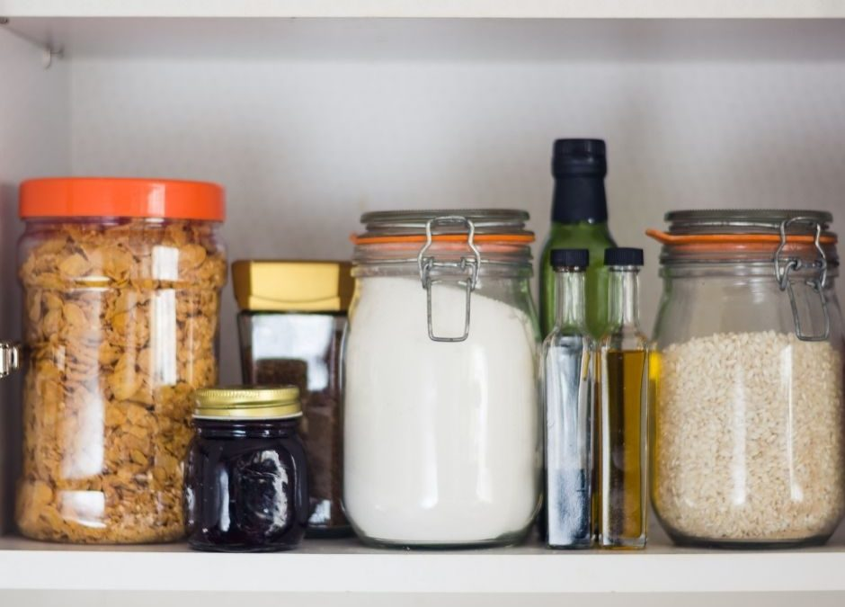 Five Pantry Swaps to get you eating cleaner right now!
