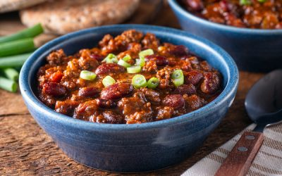 Dr. Jessica's Famous Chili