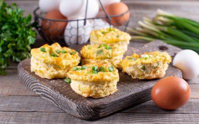 Brunching Made Easy: Fresh Baked Egg Bites