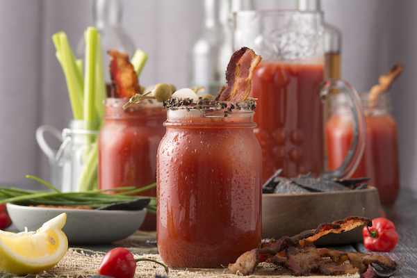 Dr. J Approved Bloody Mary Recipe