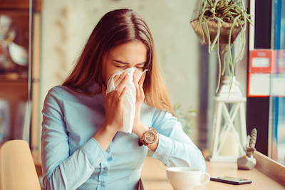 Allergies: Have you been told you have them?