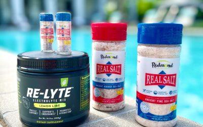 Why I love Redmond's Real Salt!