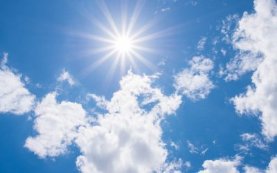 Sunstroke and how it can happen